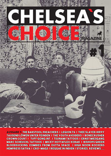 Chelsea`s Choice Magazine #1